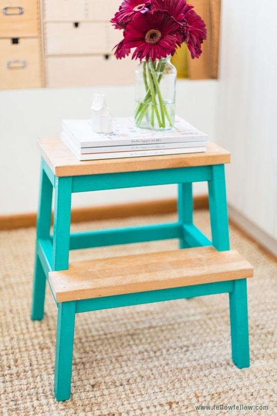 transformer ses meubles avec du masking tape